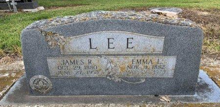LEE, EMMA L - Titus County, Texas | EMMA L LEE - Texas Gravestone Photos