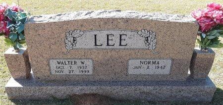 LEE, WALTER W - Titus County, Texas | WALTER W LEE - Texas Gravestone Photos