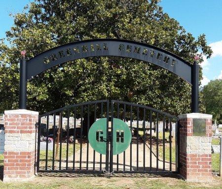 *NEW ENTRANCE & SIGN,  - Titus County, Texas    *NEW ENTRANCE & SIGN - Texas Gravestone Photos