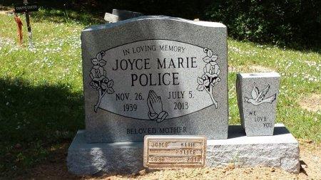 POLICE, JOYCE MARIE - Titus County, Texas   JOYCE MARIE POLICE - Texas Gravestone Photos