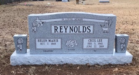 REYNOLDS, CECIL LEE - Titus County, Texas   CECIL LEE REYNOLDS - Texas Gravestone Photos