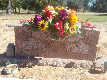 SMITH, J HUGH - Titus County, Texas | J HUGH SMITH - Texas Gravestone Photos