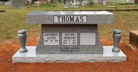 THOMAS, OLIVER DEWAYNE - Titus County, Texas   OLIVER DEWAYNE THOMAS - Texas Gravestone Photos