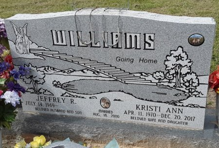 JONES WILLIAMS, KRISTI ANN - Titus County, Texas | KRISTI ANN JONES WILLIAMS - Texas Gravestone Photos