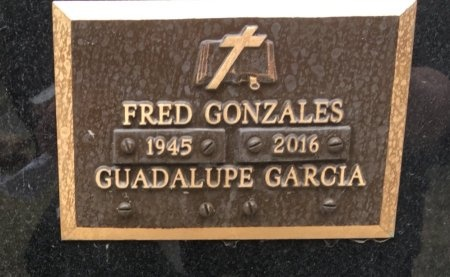 GONZALES, FRED - Tom Green County, Texas | FRED GONZALES - Texas Gravestone Photos