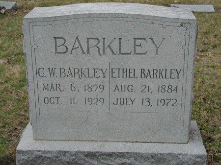 BARKLEY, ETHEL - Travis County, Texas | ETHEL BARKLEY - Texas Gravestone Photos