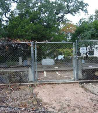 *CEMETERY VIEW,  - Travis County, Texas |  *CEMETERY VIEW - Texas Gravestone Photos