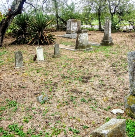 *CEMETERY VIEW,  - Travis County, Texas    *CEMETERY VIEW - Texas Gravestone Photos
