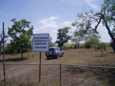 *CREEDMORE OVERVIEW,  - Travis County, Texas |  *CREEDMORE OVERVIEW - Texas Gravestone Photos