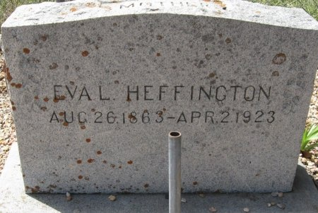 "HEFFINGTON, EVALINA L. ""EVA"" - Travis County, Texas 