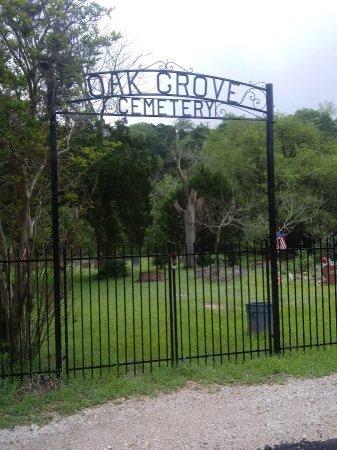 *OAK GROVE CEMETERY,  - Travis County, Texas |  *OAK GROVE CEMETERY - Texas Gravestone Photos