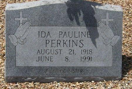 PERKINS, IDA PAULINE - Travis County, Texas | IDA PAULINE PERKINS - Texas Gravestone Photos