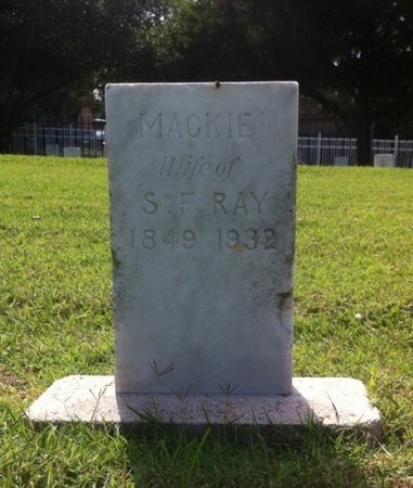 "RIVES RAY, MARTHA LEWIS ""MACKIE"" - Travis County, Texas | MARTHA LEWIS ""MACKIE"" RIVES RAY - Texas Gravestone Photos"