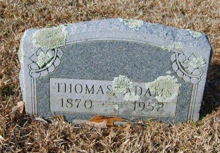 ADAMS, THOMAS - Upshur County, Texas | THOMAS ADAMS - Texas Gravestone Photos