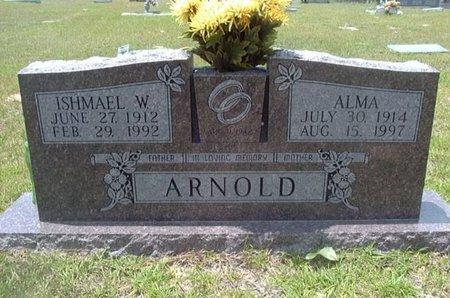 ARNOLD, ALMA - Upshur County, Texas | ALMA ARNOLD - Texas Gravestone Photos