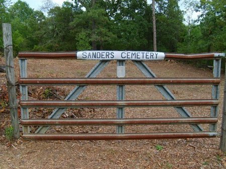*GATE WITH SIGN,  - Upshur County, Texas |  *GATE WITH SIGN - Texas Gravestone Photos
