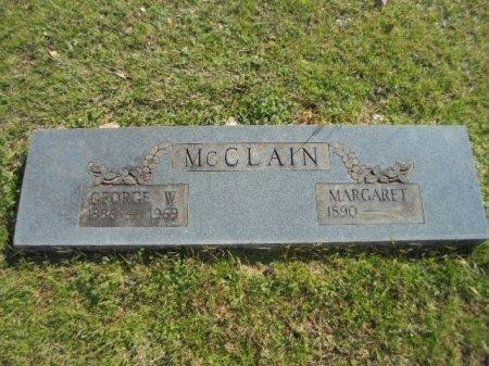 MCCLAIN, GEORGE W - Upshur County, Texas | GEORGE W MCCLAIN - Texas Gravestone Photos