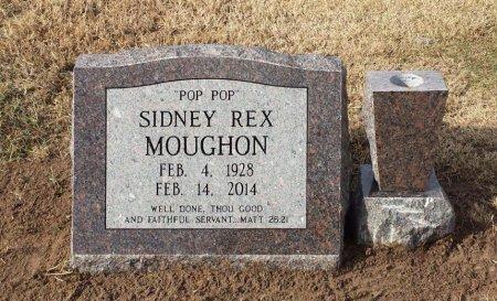 MOUGHON, SIDNEY REX - Upshur County, Texas | SIDNEY REX MOUGHON - Texas Gravestone Photos