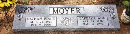 CASS MOYER, BARBARA ANN - Upshur County, Texas | BARBARA ANN CASS MOYER - Texas Gravestone Photos