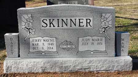 SKINNER, JERRY - Upshur County, Texas | JERRY SKINNER - Texas Gravestone Photos