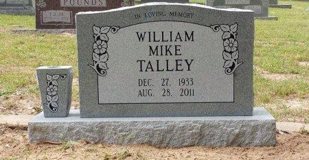 TALLEY, WILLIAM MIKE - Upshur County, Texas   WILLIAM MIKE TALLEY - Texas Gravestone Photos