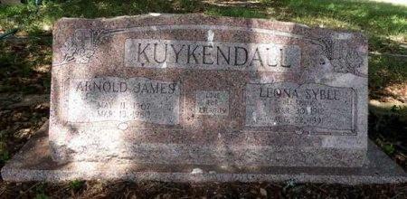 KUYKENDALL, ARNOLD JAMES - Uvalde County, Texas | ARNOLD JAMES KUYKENDALL - Texas Gravestone Photos