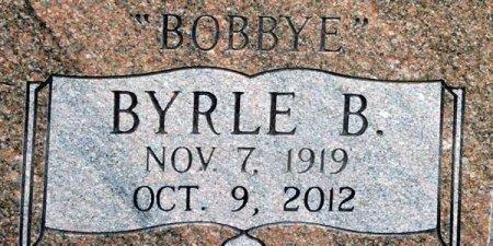 "BROTHERTON KUYKENDALL, BYRLE ""BOBBYE"" (CLOSEUP) - Uvalde County, Texas | BYRLE ""BOBBYE"" (CLOSEUP) BROTHERTON KUYKENDALL - Texas Gravestone Photos"