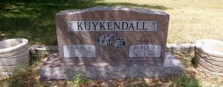 "KUYKENDALL, TRAVIS WALLACE ""TED"" - Uvalde County, Texas 
