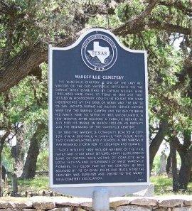 *HISTORICAL MARKER,  - Uvalde County, Texas |  *HISTORICAL MARKER - Texas Gravestone Photos