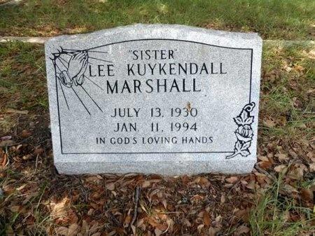 MARSHALL, LEE - Uvalde County, Texas | LEE MARSHALL - Texas Gravestone Photos