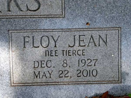 SPARKS, FLOY JEAN (CLOSE UP) - Uvalde County, Texas | FLOY JEAN (CLOSE UP) SPARKS - Texas Gravestone Photos