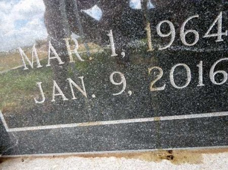 SPARKS, JAY ALLEN (CLOSE UP) - Uvalde County, Texas   JAY ALLEN (CLOSE UP) SPARKS - Texas Gravestone Photos