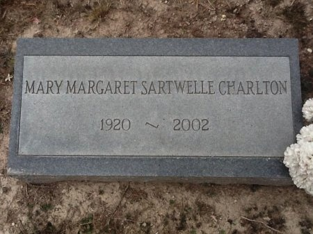 SARTWELL CARLTON, MARY MARGARET - Val Verde County, Texas | MARY MARGARET SARTWELL CARLTON - Texas Gravestone Photos
