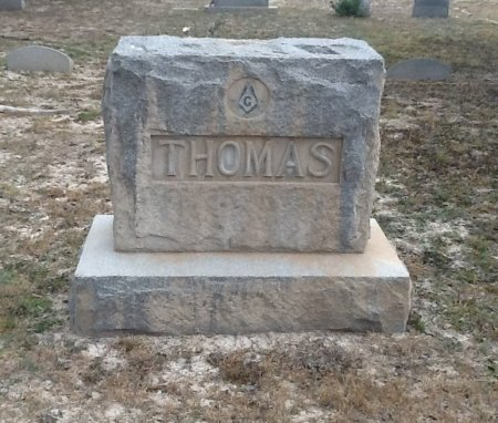 THOMAS, FAMILY STONE - Val Verde County, Texas | FAMILY STONE THOMAS - Texas Gravestone Photos