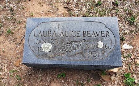BEAVER, LAURA - Van Zandt County, Texas   LAURA BEAVER - Texas Gravestone Photos