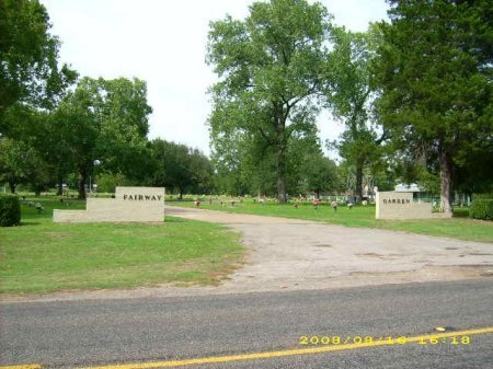 *ENTRANCE WITH SIGN,  - Van Zandt County, Texas |  *ENTRANCE WITH SIGN - Texas Gravestone Photos