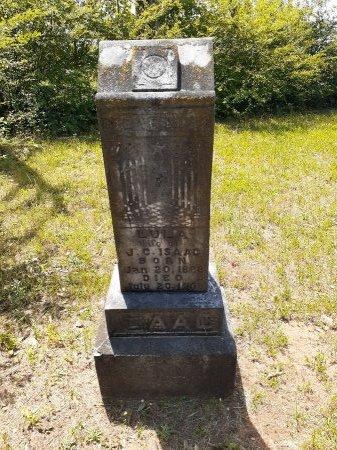 ISAAC, LULA - Van Zandt County, Texas | LULA ISAAC - Texas Gravestone Photos