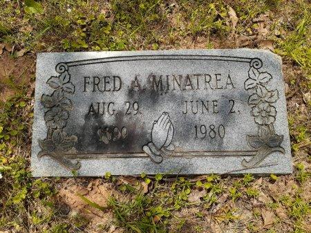 MINATREA, FRED A - Van Zandt County, Texas   FRED A MINATREA - Texas Gravestone Photos