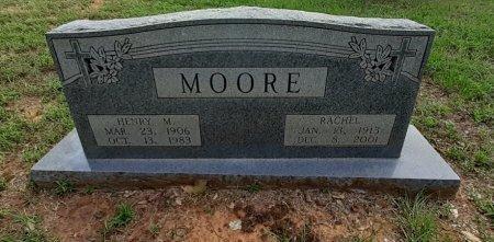 MOORE, HENRY M. - Van Zandt County, Texas | HENRY M. MOORE - Texas Gravestone Photos