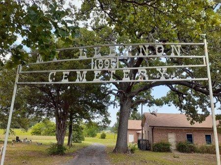 *ENTRANCE & SIGN,  - Van Zandt County, Texas |  *ENTRANCE & SIGN - Texas Gravestone Photos