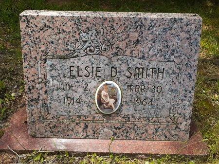 SMITH, ELSIE D. - Van Zandt County, Texas | ELSIE D. SMITH - Texas Gravestone Photos