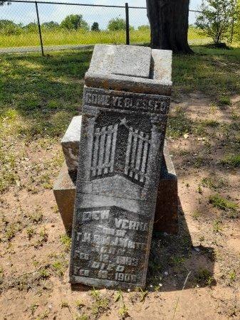 WHITE, DEW VERNA - Van Zandt County, Texas   DEW VERNA WHITE - Texas Gravestone Photos