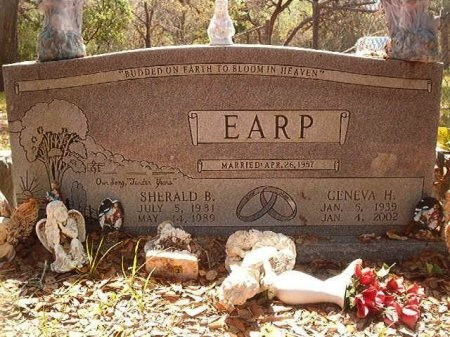 EARP, GENEVA H. - Victoria County, Texas | GENEVA H. EARP - Texas Gravestone Photos