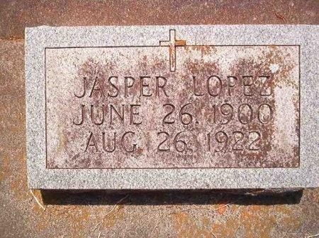 LOPEZ, JASPER - Victoria County, Texas | JASPER LOPEZ - Texas Gravestone Photos