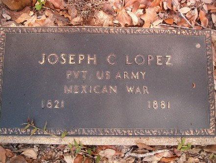 LOPEZ (VETERAN MAW), JOSEPH C - Victoria County, Texas | JOSEPH C LOPEZ (VETERAN MAW) - Texas Gravestone Photos