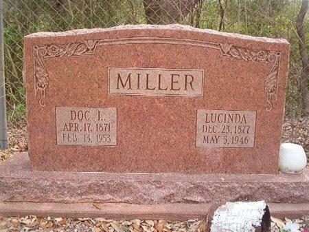 MILLER, DOC L. - Victoria County, Texas | DOC L. MILLER - Texas Gravestone Photos