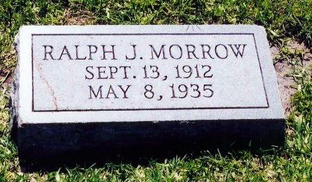 "MORROW, RALPH JAMES ""JIMMIE"" - Victoria County, Texas   RALPH JAMES ""JIMMIE"" MORROW - Texas Gravestone Photos"