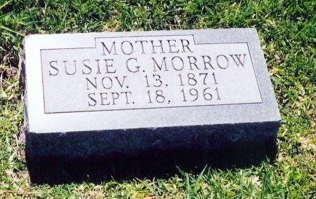 """MORROW, SUSAN NANCY """"SUSIE"""" - Victoria County, Texas   SUSAN NANCY """"SUSIE"""" MORROW - Texas Gravestone Photos"""