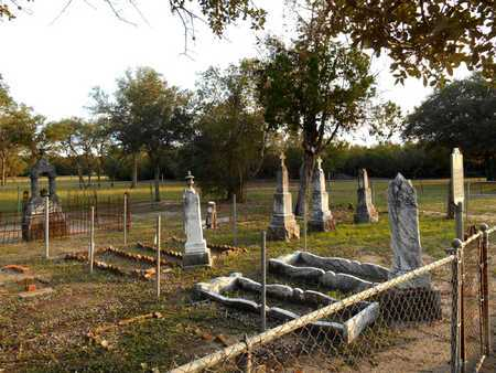 *OVERVIEW,  - Victoria County, Texas |  *OVERVIEW - Texas Gravestone Photos