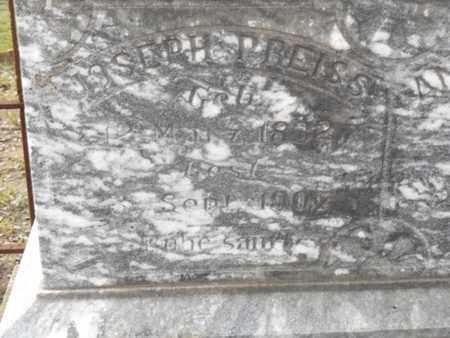 PREISS, JOSEPH - Victoria County, Texas   JOSEPH PREISS - Texas Gravestone Photos